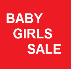 Baby Girls SALE 0-2 years
