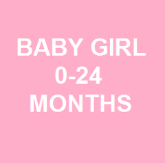 Baby Girl 0-24 months