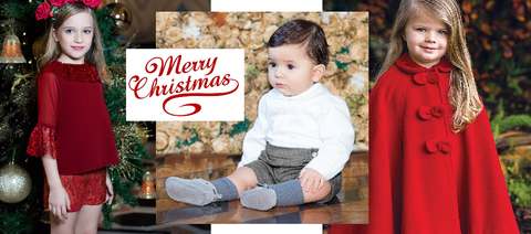 Christmas Childrens Clothing