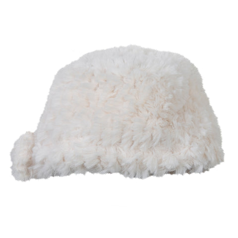 Absorba Baby Girls Ivory Fur Hat - Last 6-12 Months -  Spoiled Rotten Childrenswear