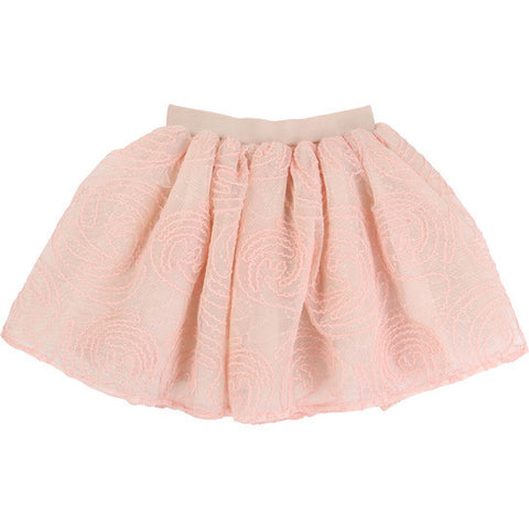 Billieblush Pink Occasion Skirt - Last Age 12 -  Spoiled Rotten Childrenswear