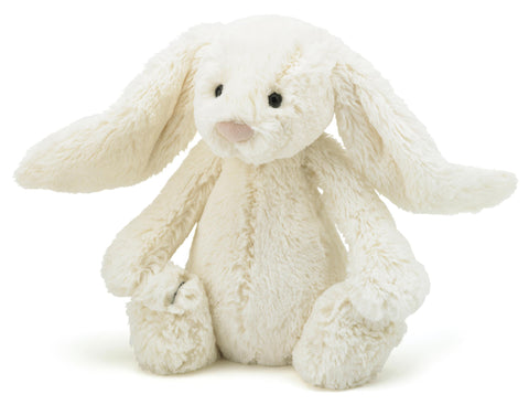 Jellycat Bashful Cream Bunny - Medium -  Spoiled Rotten Childrenswear