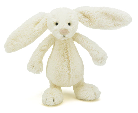 Jellycat Bashful Cream Bunny - Small -  Spoiled Rotten Childrenswear