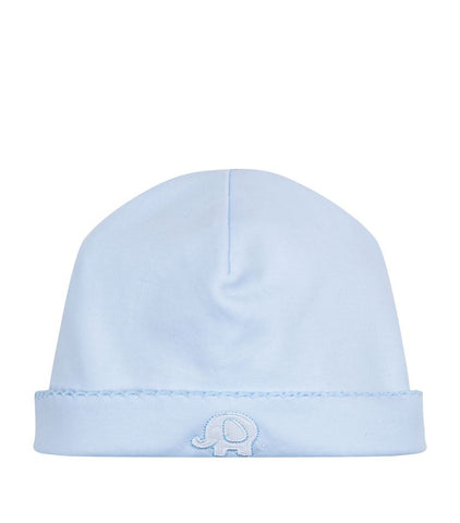 Kissy Kissy Boys 'Pique Elephant' Blue Hat - Last 6-9 months -  Spoiled Rotten Childrenswear