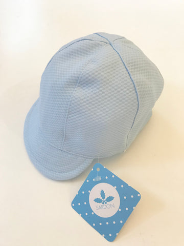 Sardon Boys Blue Cap - Last 6-12 months -  Spoiled Rotten Childrenswear
