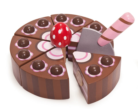 Le Toy Van Chocolate Gateau -  Spoiled Rotten Childrenswear
