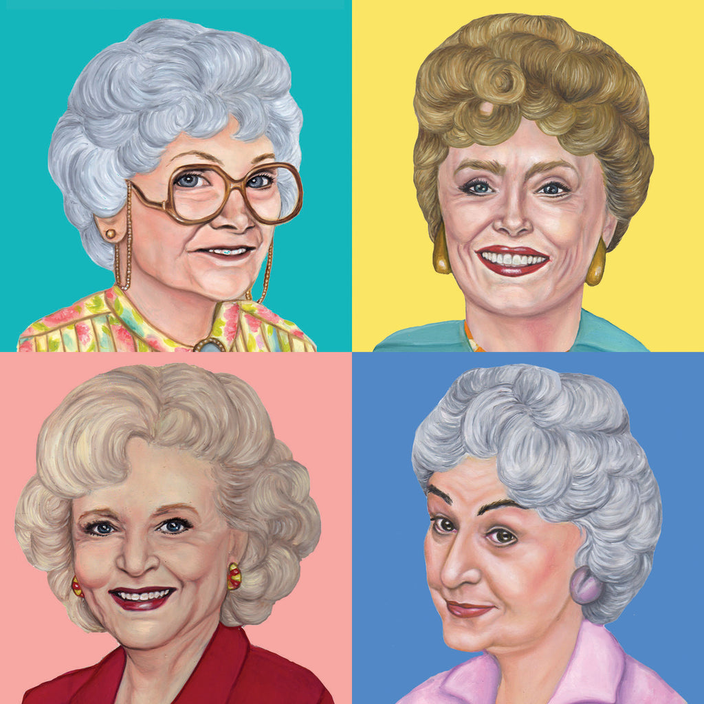 Golden Girls!