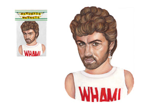 George Michael Magnet