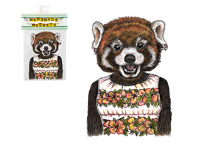 Red Panda Magnet