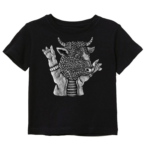 Bull Toddler & Kids Tee