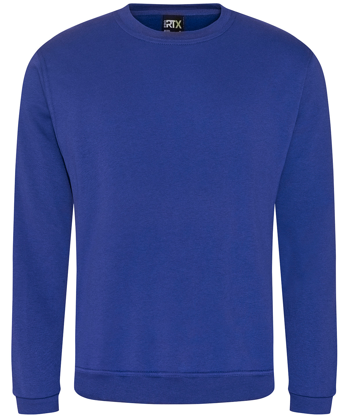 Unisex Royal Blue Medium Sweatshirt - choose logo