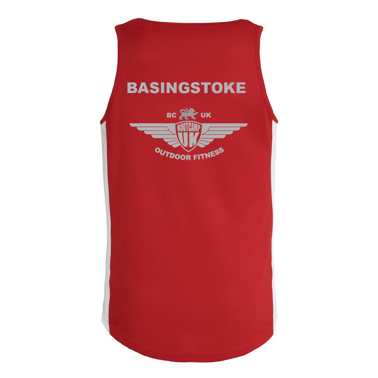 Medium Basingstoke Mens Vest