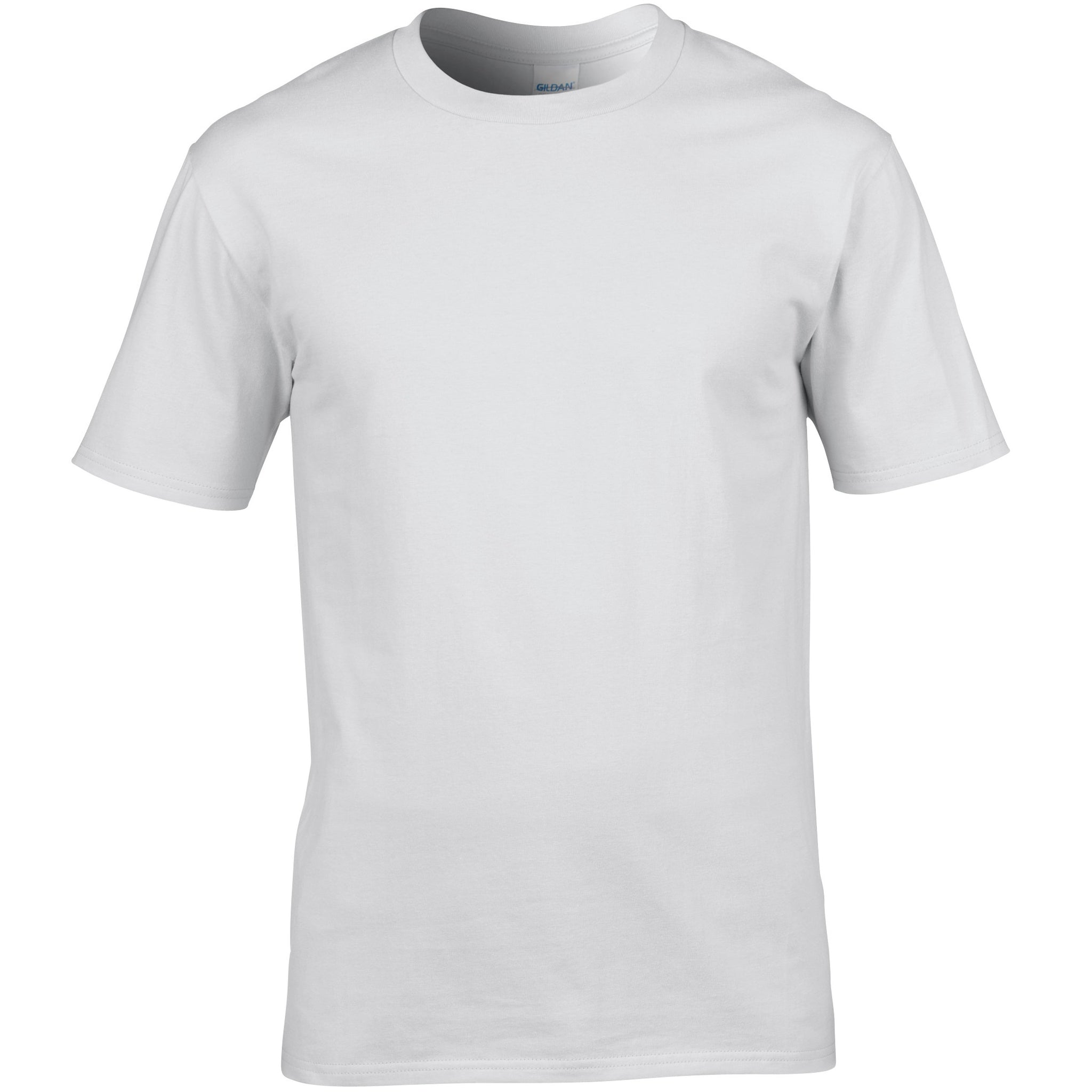 White Cotton T Shirt - choose logo