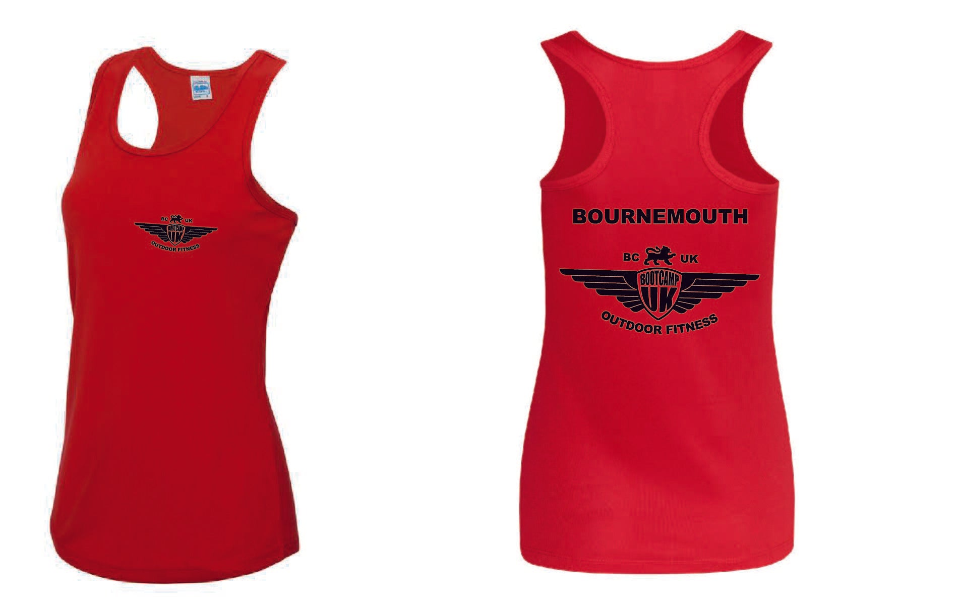 Bournemouth Ladies Vest