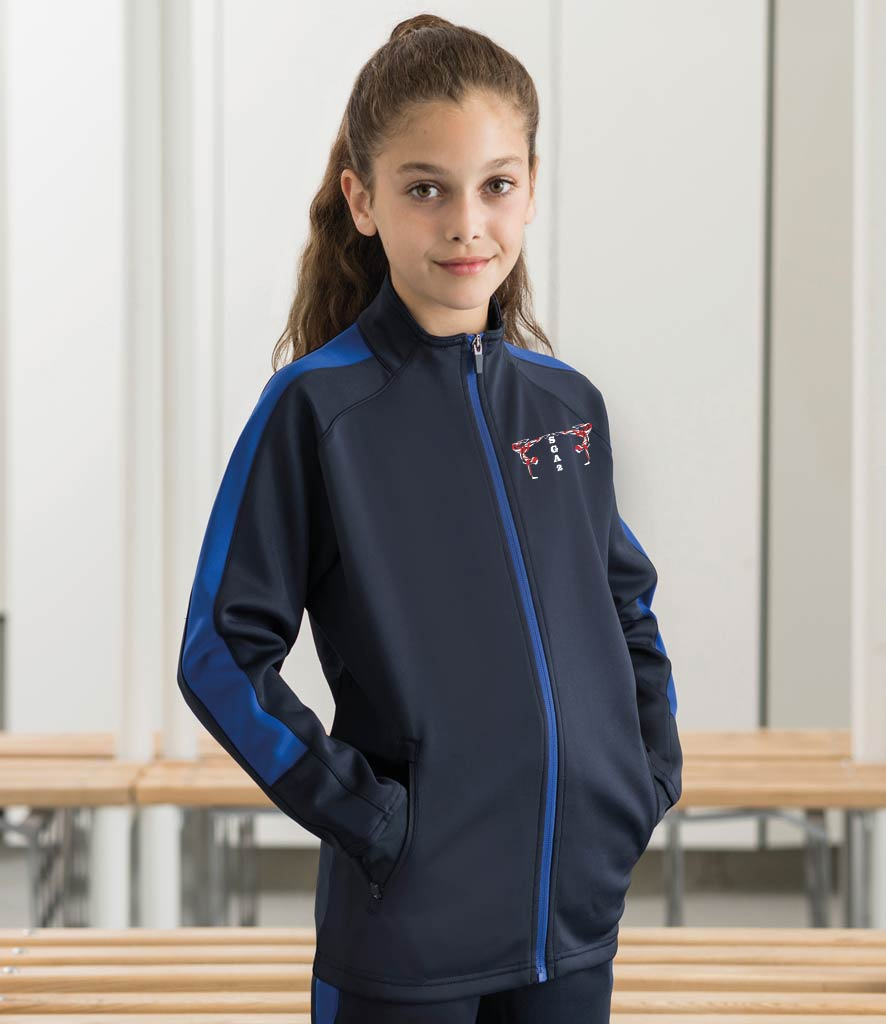 Kids Tracksuit Top