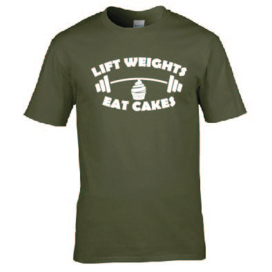 Lift Weights Eat Cake