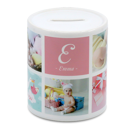 Money Box 11oz (UPLOAD YOUR OWN IMAGE/QUOTE)