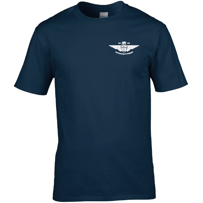 Medium Navy T Shirt