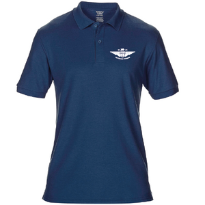 Small Navy Polo Shirt