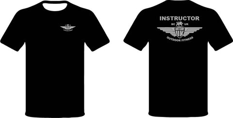 Cotton T Shirt (Instructor)