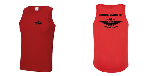 Bournemouth Men's Vest