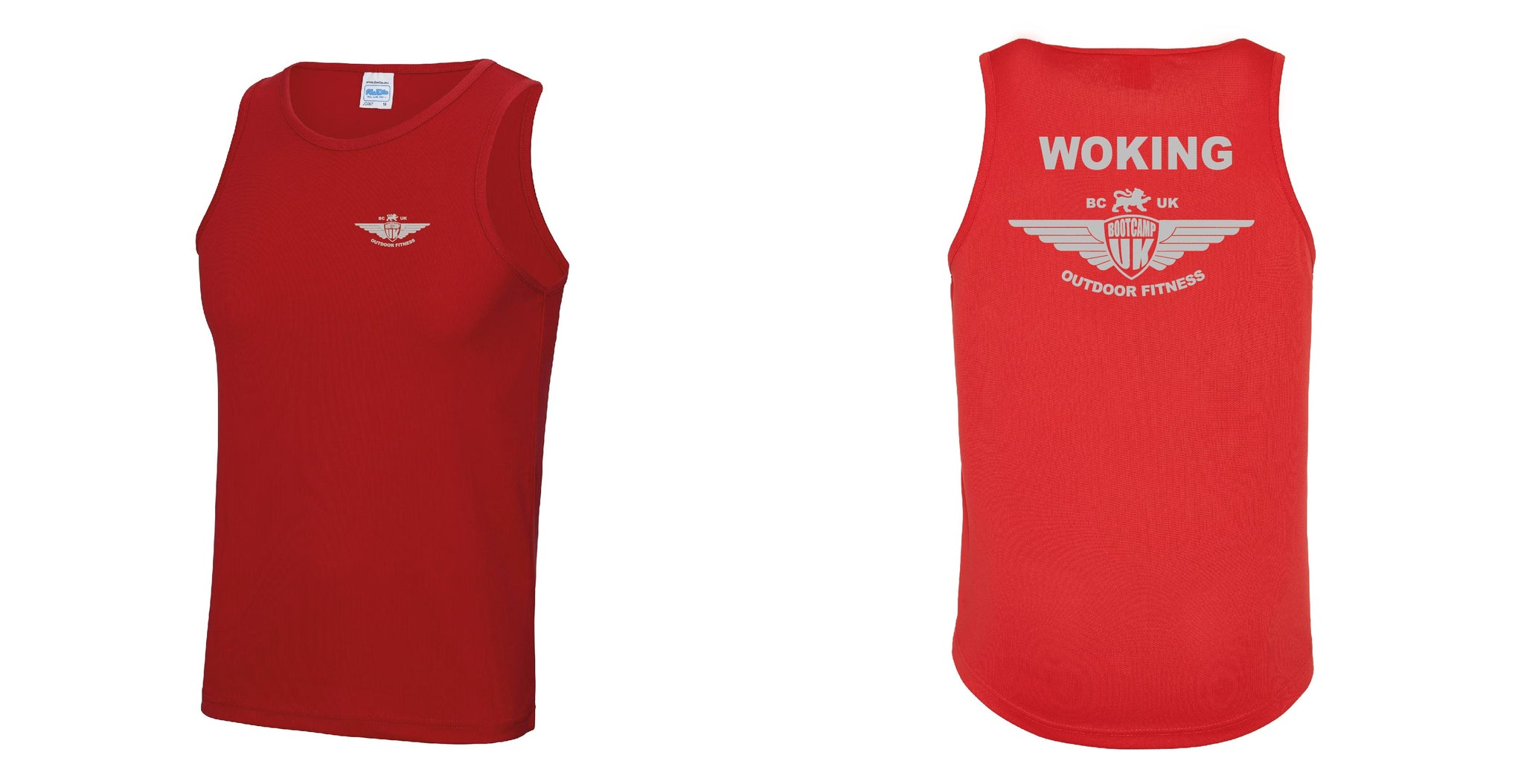 Woking Men's Vest