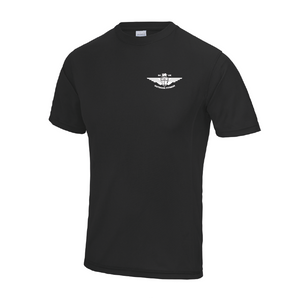 Medium Black  SuperCool Performance T Shirt