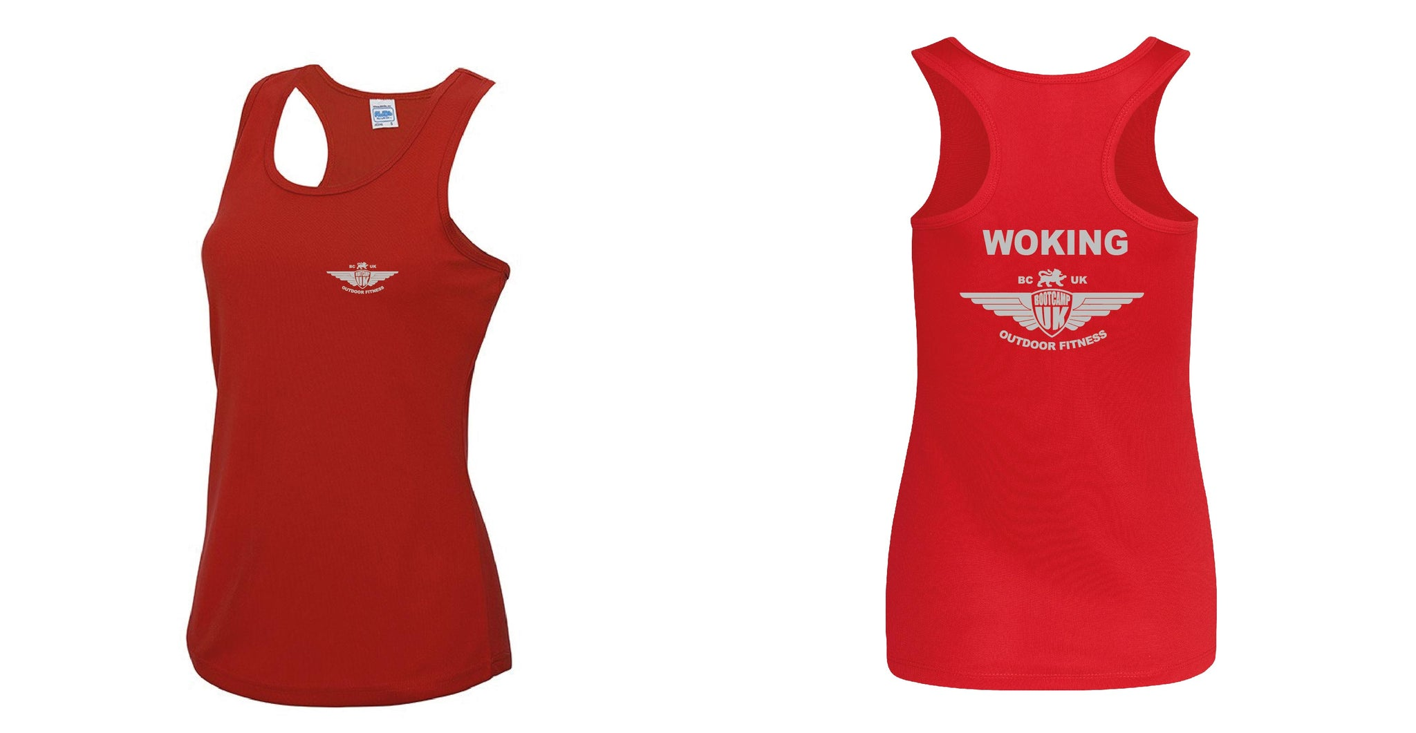 Woking Ladies Vest