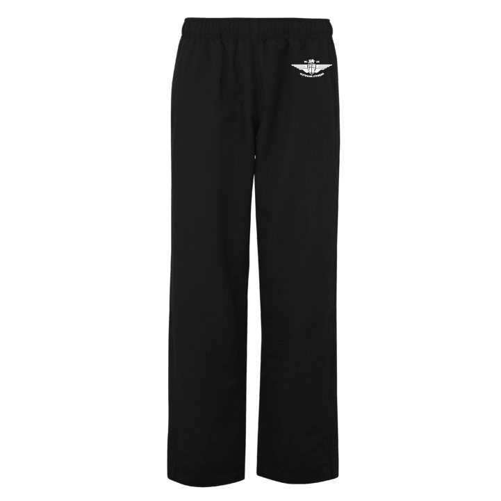XS Black Ladies Joggers