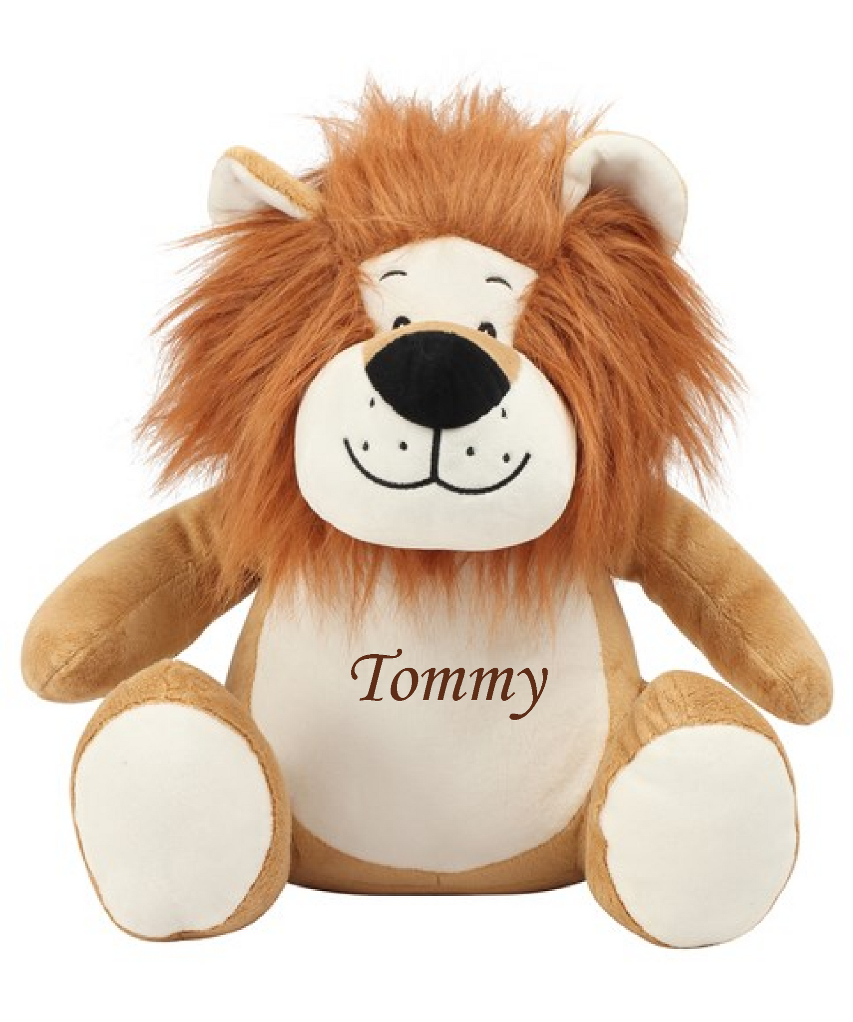 Lion Personalised Teddy (42cm)