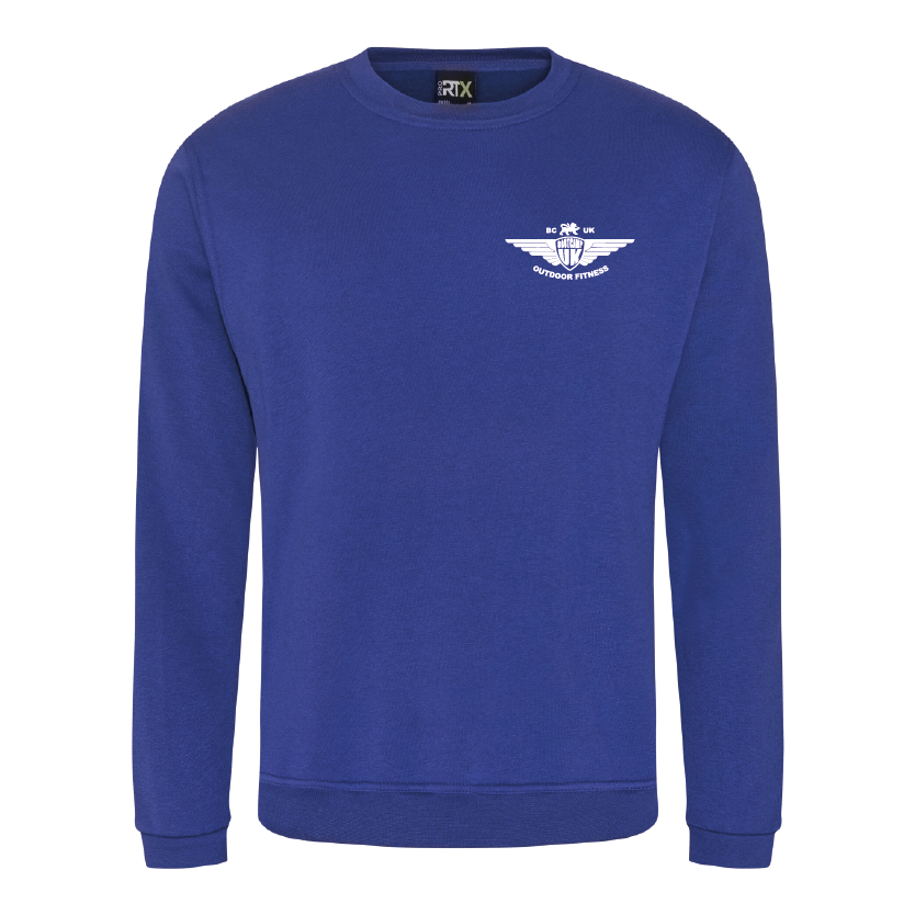 XXL Royal Blue Sweatshirt