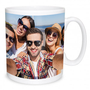 Personalised Mug (UPLOAD YOUR OWN IMAGE/QUOTE)