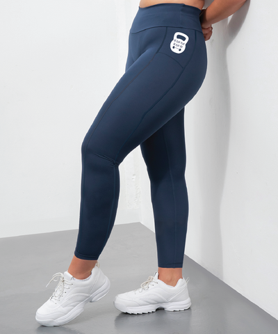 Core pocket legging