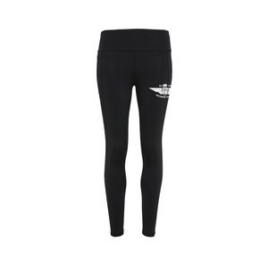 Small Black Performance Leggings