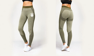 Women's Seamless '3D fit' multi-sport sculpt leggings