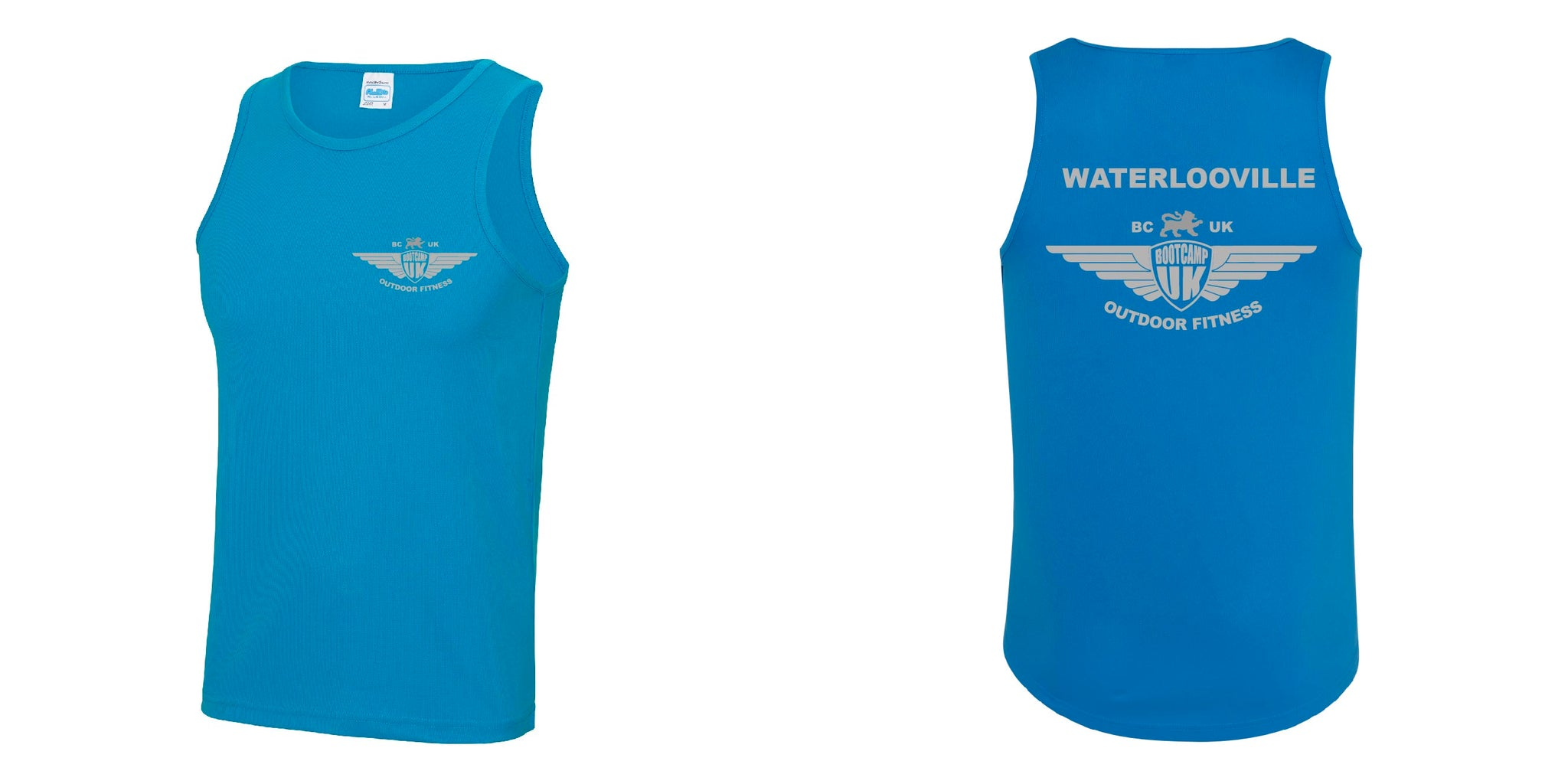 Waterlooville Men's Vest