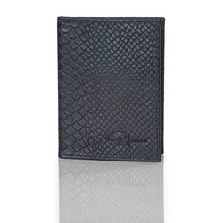 """10:10"" Navy Passport/Wallet"
