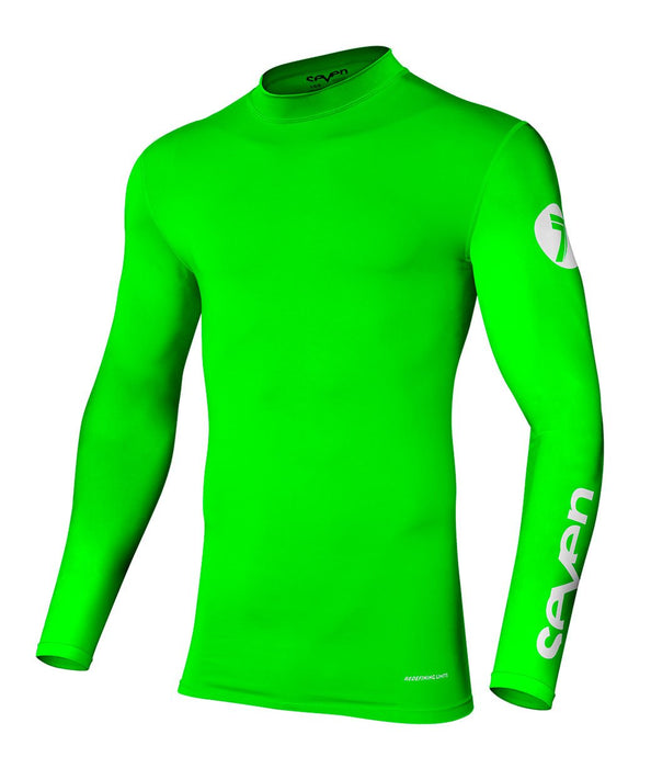 Zero Compression Jersey - Flo Green