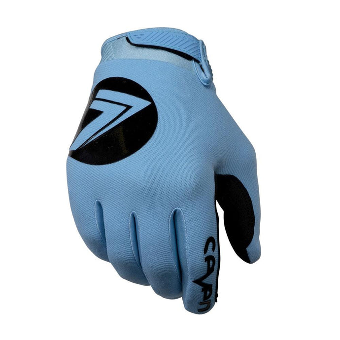 Youth Annex 7 Dot Glove - Blue