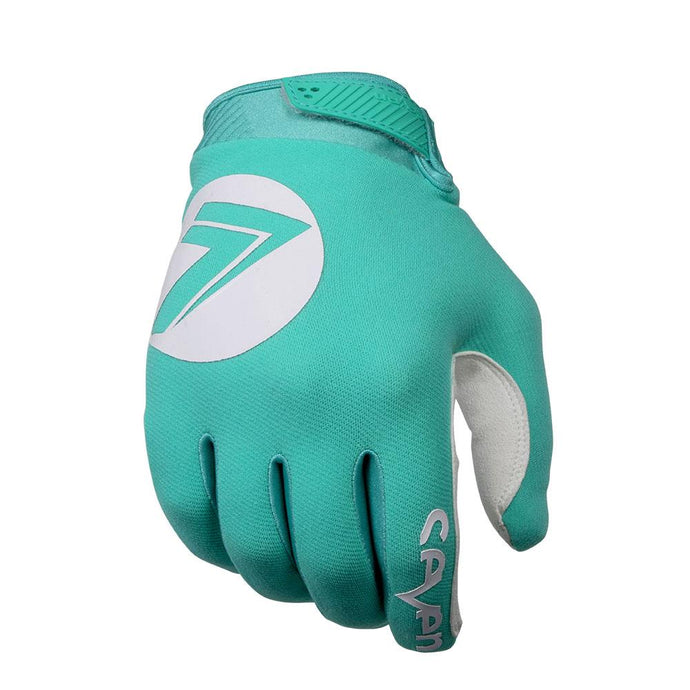 Youth Annex 7 Dot Glove - Aqua Lite