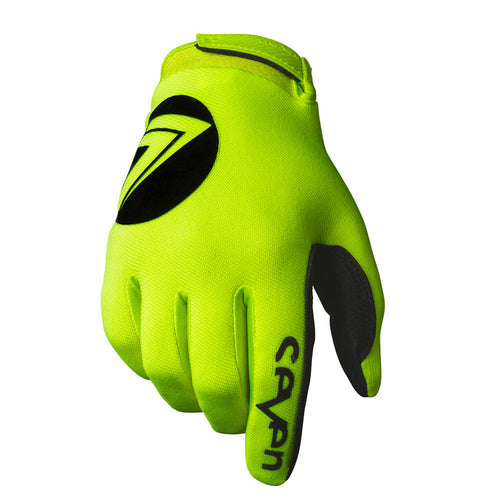 Youth Annex 7 Dot Glove - Flo Yellow