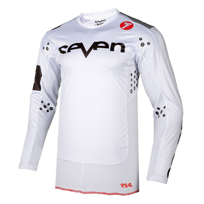 Rival Trooper Jersey - White
