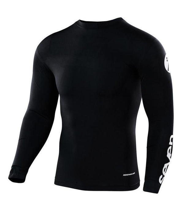 Zero Staple Compression Jersey - Black