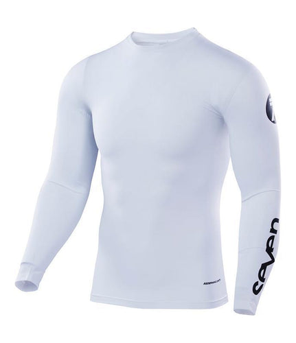 Zero Compression Jersey - White