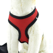 Load image into Gallery viewer, Dog Harness, Soft and Adjustable Mesh Harness