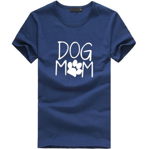 T-Shirt, Dog Mom