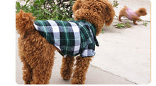 Load image into Gallery viewer, Dog Plaid Shirt
