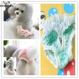 Dog Panties - Soft Washable