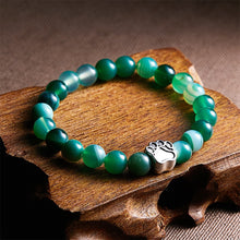 Load image into Gallery viewer, Dog Paw Bead Bracelet