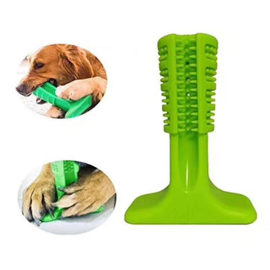 Dog Toothbrush Brushing Toy